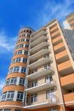 Casa de apartamento moderna Imagem de Stock Royalty Free