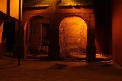Casa de Arcos Foto de Stock Royalty Free