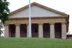 Casa de Arlington Imagen de archivo libre de regalías