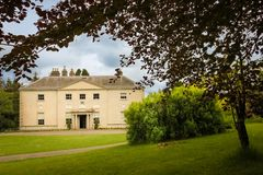 Casa de Avondale Avondale Wicklow irlanda foto de archivo libre de regalías