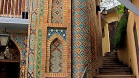 Casa de baños de Tbilisi Imagen de archivo libre de regalías
