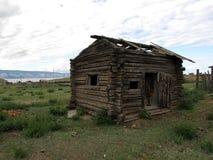 Casa de baños vieja Fotografía de archivo