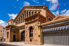 Casa de Bacardi em Sitges Imagens de Stock Royalty Free