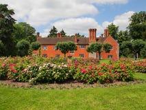 Casa de Baddesley Clinton Fotografia de Stock