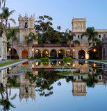 Casa De Balboa at dawn Royalty Free Stock Image