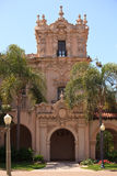 Casa de Balboa Detail Stock Photography