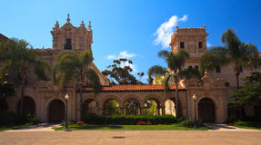 Casa de Balboa Detail Royalty Free Stock Photography