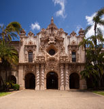 Casa de Balboa Detail Royalty Free Stock Image