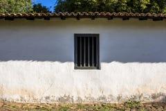 Casa de Bandeirista no local do Ressaca Foto de Stock Royalty Free