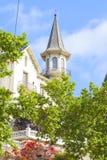 Casa de Barcelona Imágenes de archivo libres de regalías