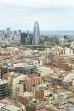 A casa de Barcelona imagem de stock