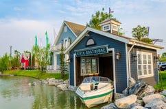 Casa de barco Imagens de Stock