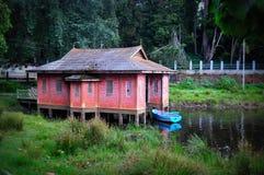 Casa de barco Fotos de Stock