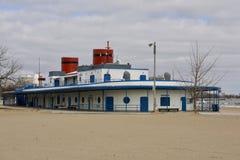 Casa de barco norte da avenida fotos de stock