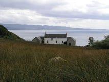 Casa de Barnhill na ilha de Jura Foto de Stock