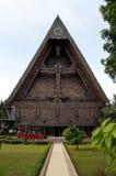 Casa de Batak Fotos de archivo
