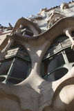 Casa de Batllo. Foto de archivo libre de regalías