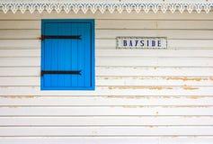 Casa de Bayside imagens de stock