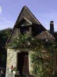 Casa de Beynac Foto de archivo libre de regalías
