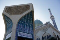 Casa de Bnieh da mesquita fotos de stock