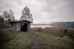 Casa de bomba fotografía de archivo libre de regalías