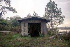 Casa de bomba fotos de archivo