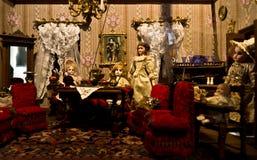 Casa de boneca Foto de Stock