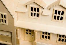 Casa de boneca fotografia de stock