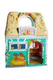 Casa de boneca pouca loja Fotografia de Stock Royalty Free