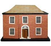 Casa de bonecas antiga Fotografia de Stock