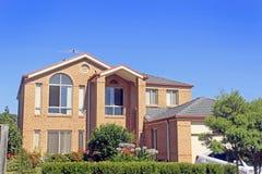Casa de Boungalo Imagem de Stock Royalty Free