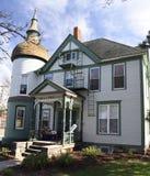 Casa de Brinkerhoff-Becker Fotografía de archivo