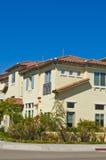 Casa de Califórnia Fotos de Stock Royalty Free