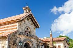 Casa de Campo教会 免版税库存图片