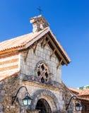Casa de Campo教会 免版税库存照片