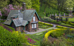 Casa de campo Imagen de archivo