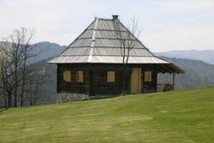 Casa de campo Imagem de Stock