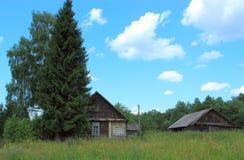 Casa de campo Imágenes de archivo libres de regalías