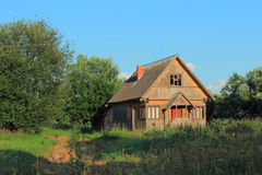 Casa de campo. Imagenes de archivo