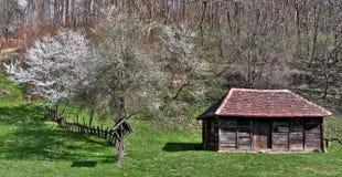Casa de campo Fotografía de archivo