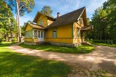 Casa de campo Imagenes de archivo