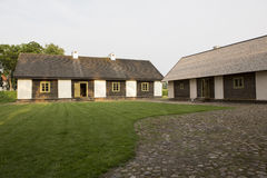 Casa de campo Foto de archivo libre de regalías