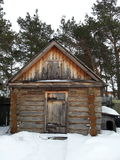 Casa de campo Fotos de archivo libres de regalías