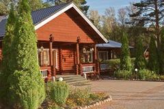 Casa de campo Imagem de Stock Royalty Free