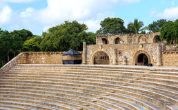 Casa De Campo amfiteatr zdjęcie royalty free