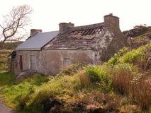 Casa de campo arruinada Foto de Stock Royalty Free