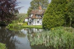 Casa de campo bonita em Kent, Reino Unido fotos de stock royalty free