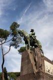 Casa de campo Borghese, Roma imagem de stock