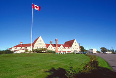 Casa de campo Canadá de Keltic (sic) Fotos de archivo