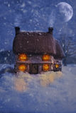 Casa de campo catita Imagens de Stock Royalty Free